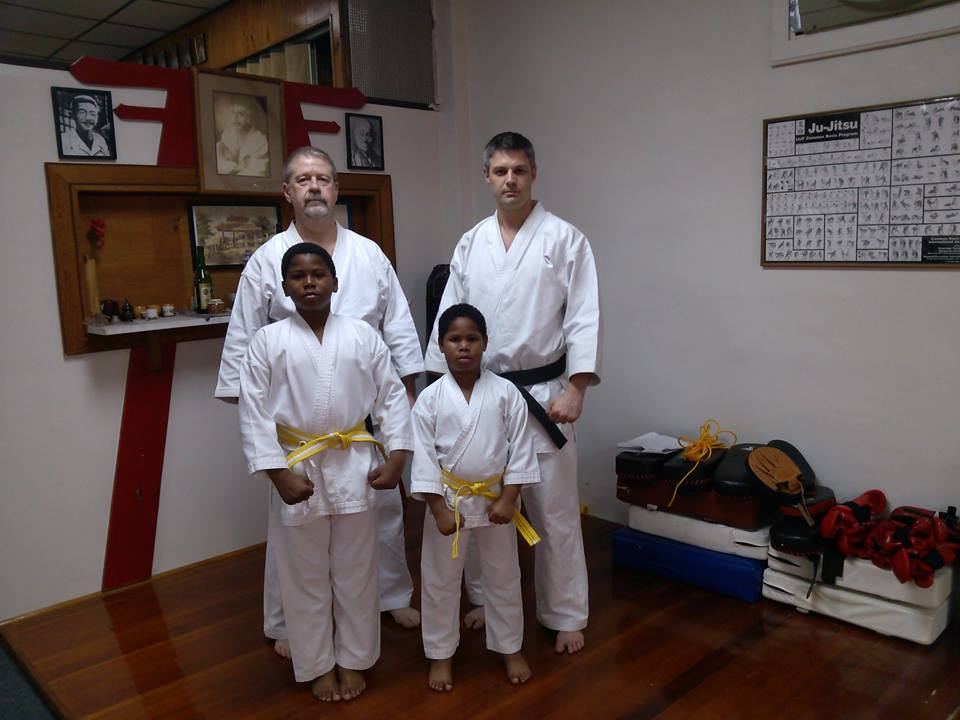 colored belt promotions