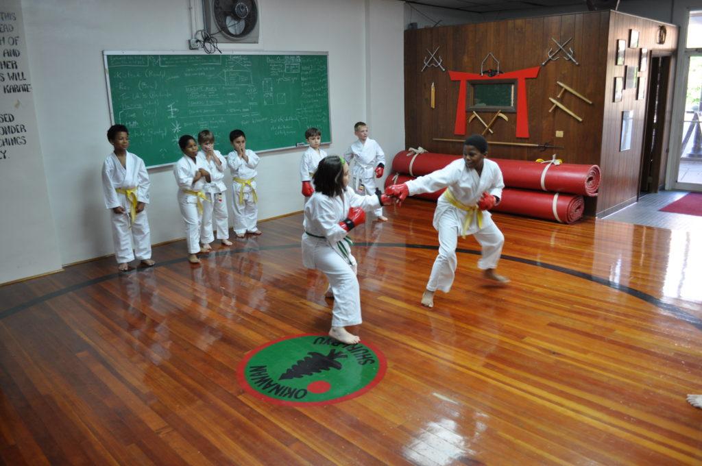 Kids Kumite