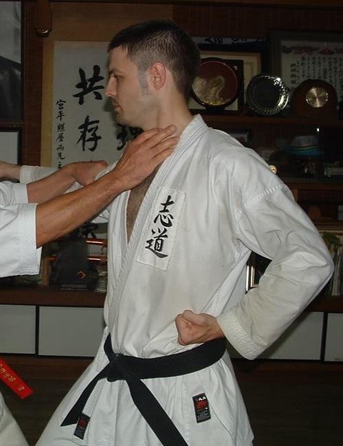 Nate England instructor